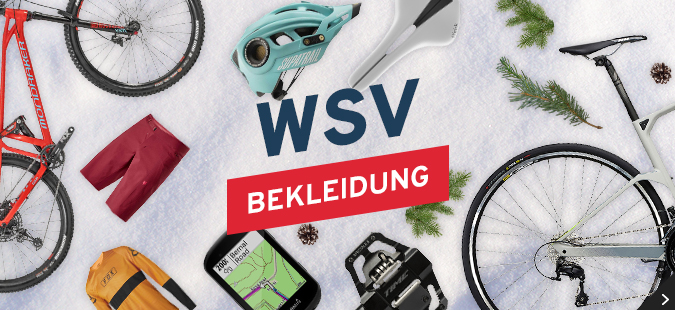 WSV Fahrradbekleidung