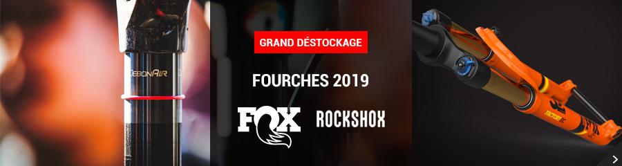 Déstockage Fourches 2019