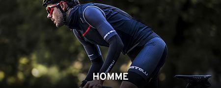 Textile Vélo Homme