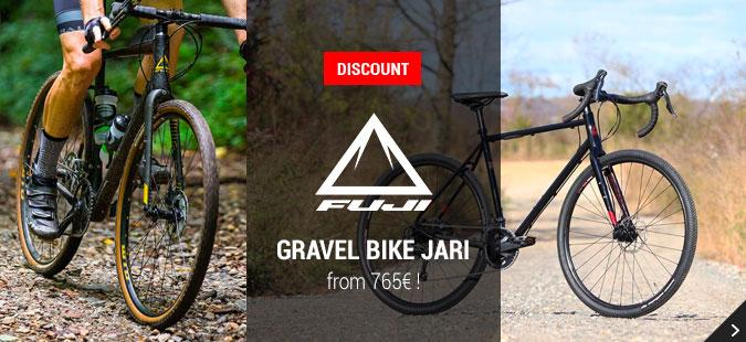 Fuji Gravel Discount