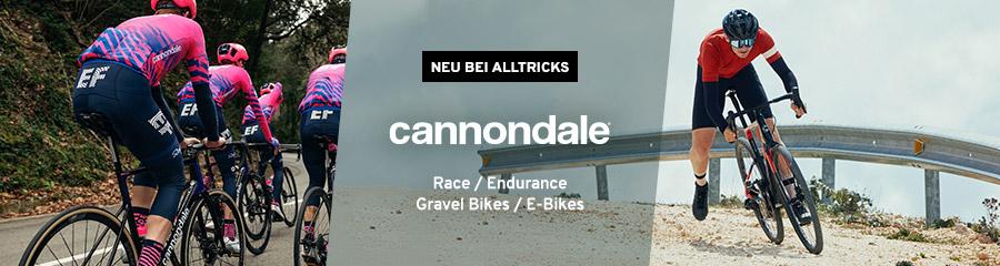 Cannondale Rennrad