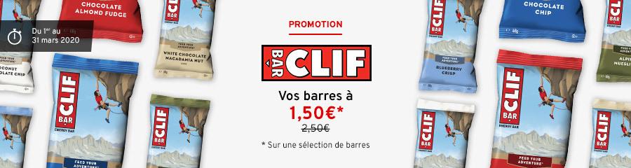Clif Bar Promotion