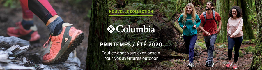 Columbia Collection PE 2020