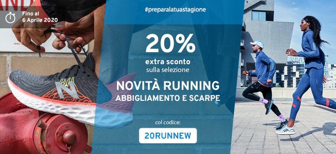 Novità running