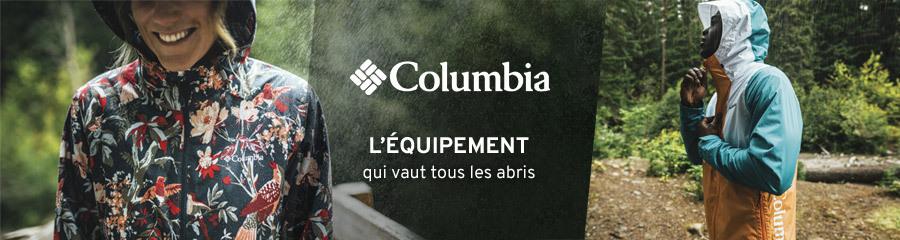 Columbia Vestes imperméables