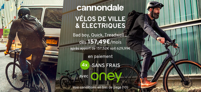Cannondale x Oney