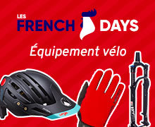 French Days Equipement Vélo