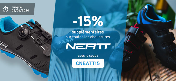-15% chaussures Neatt