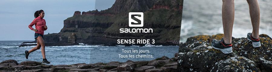 Salomon Sense Ride 3