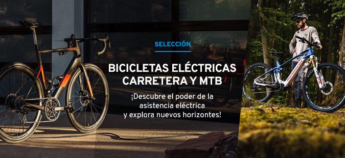 Bicicletas Eléctricas, Ciudad y Gravel
