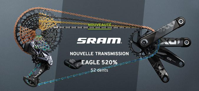 Sram Eagle 520%