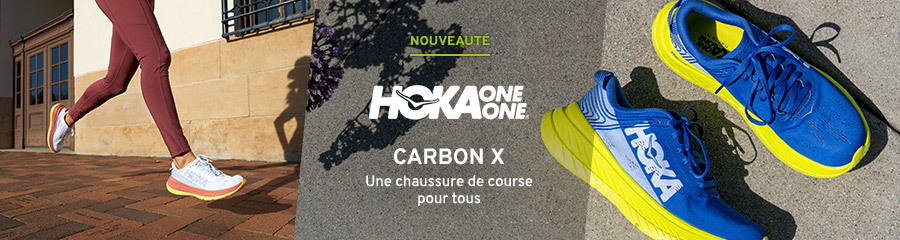 Hoka Carbon X