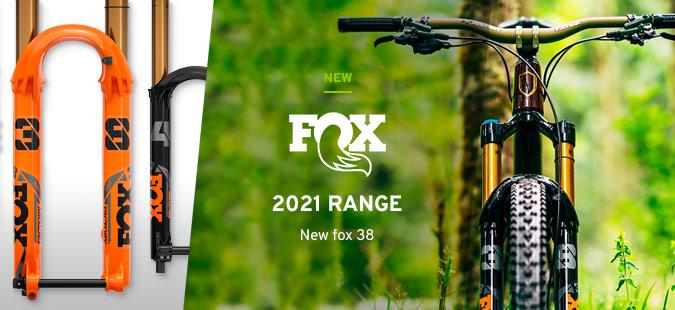 Fox Racing Shox 2021