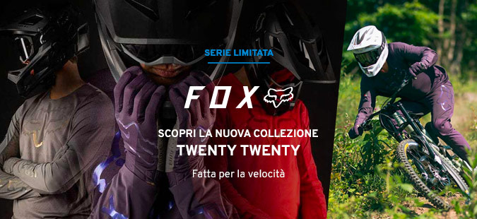 limited edition Fox