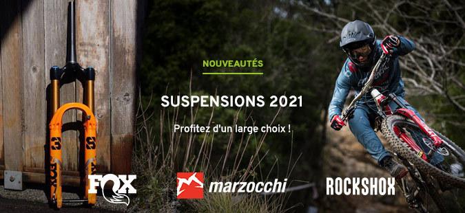 Suspensions 2021