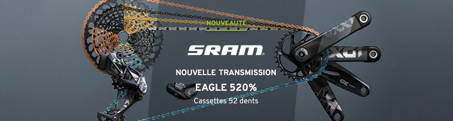 Sram Eagle 10-52