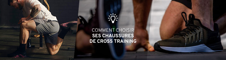 Conseils chaussures CrossTraining