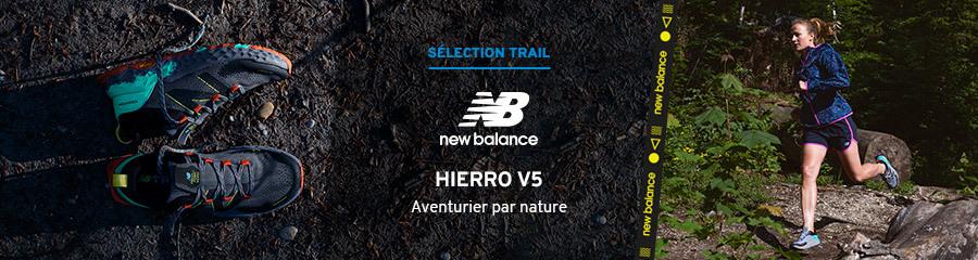 New Balance Hierro V5