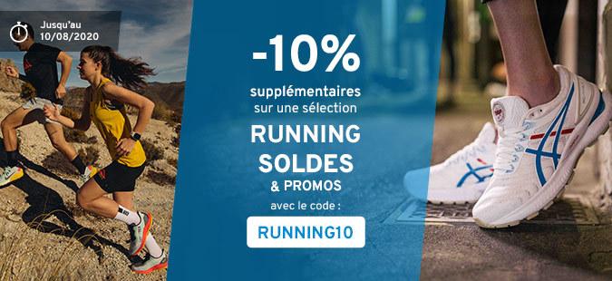 -10% Running
