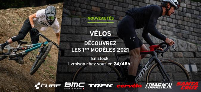 Vélos 2021