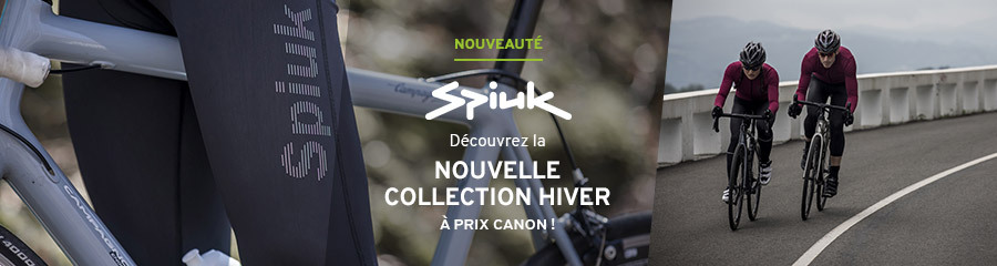 Nouvelle collection Spiuk