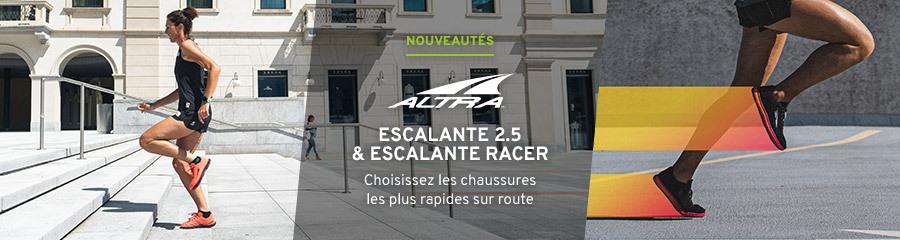 Altra Escalante Racer & 2.5