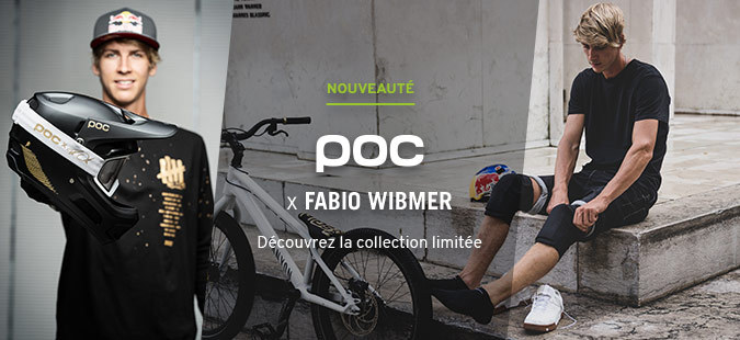 Poc x Fabio Wibmer