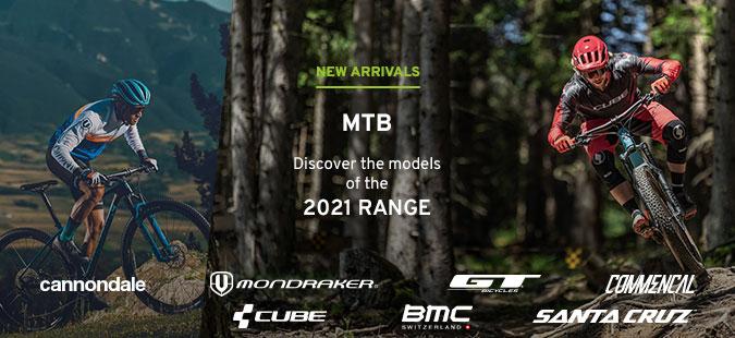 2021 MTB Models