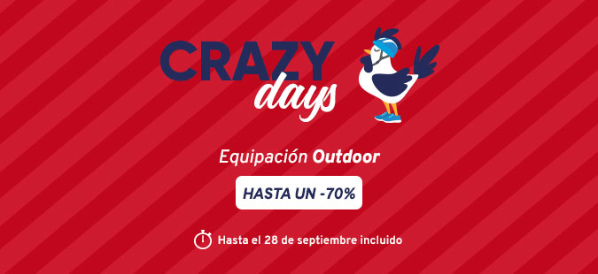 Crazy Days Outdoor