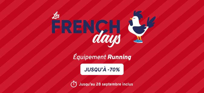 French Days Running