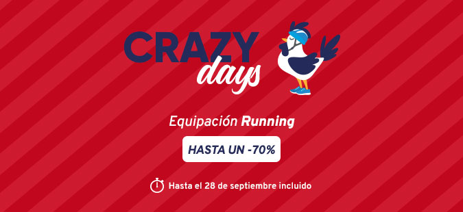 Crazy Days Running