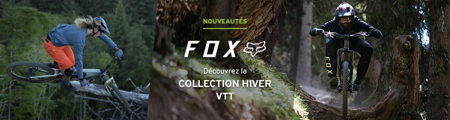 Nouvelle collection Fox