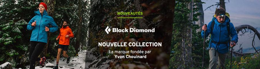 Nouvelle collection Black Diamond