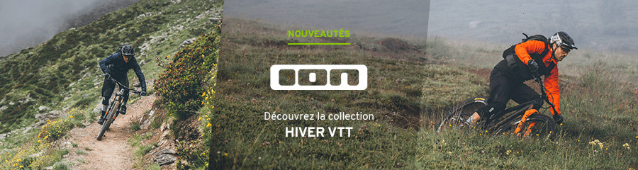 Ion collection Hiver