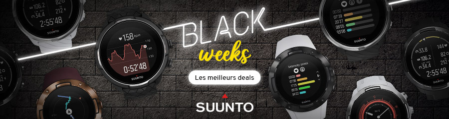 Suunto Black Friday