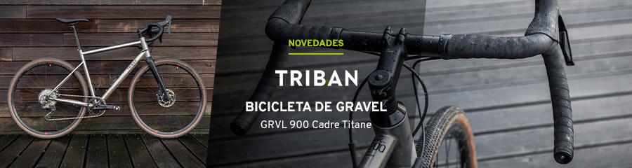 Triban 900 Titane