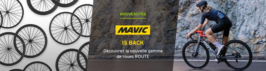 Mavic Nouvelles roues route