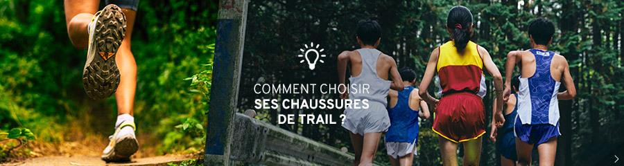 Comment choisir ses chaussures de Trail