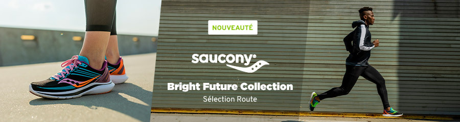 Saucony Bright Future Route