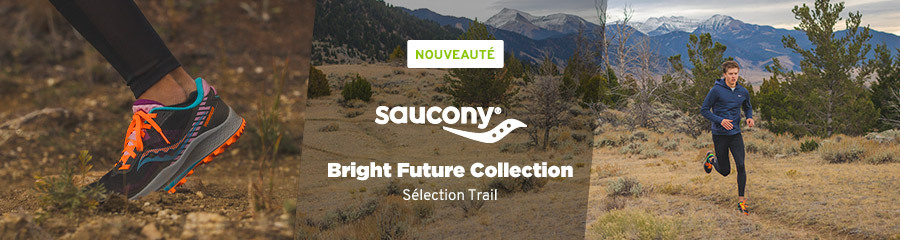 Saucony Bright Future Trail