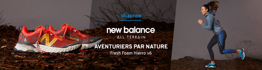 New Balance Hierro V6