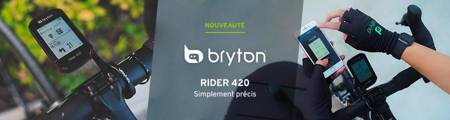 Bryton R420
