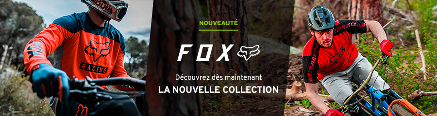 Fox Nouvelle collection