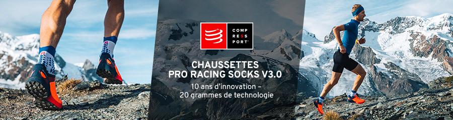 Compressport Chaussettes V3.0