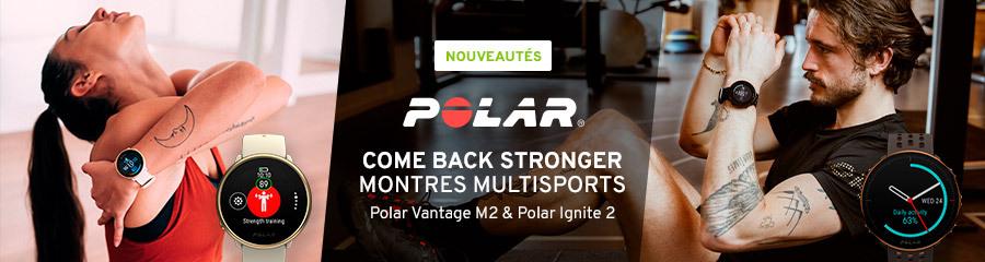 Polar Vantage M2 & Ignite 2