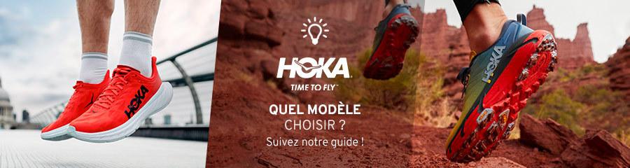 Univers-2 // Conseil Hoka quel modèle choisir ?