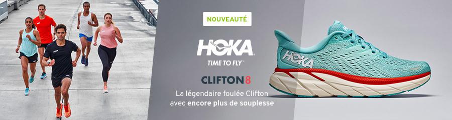 Hoka Clifton 8