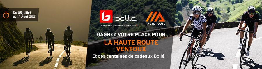 Jeu Bollé x Haute Route