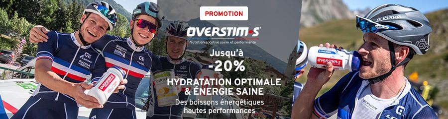 Overstims Boisson Promotions
