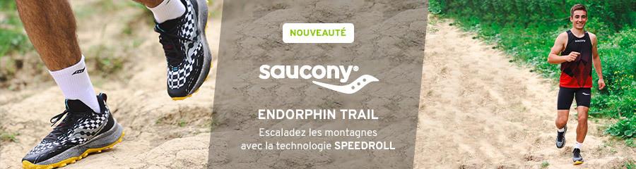 Saucony Endorphin Trail
